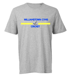 Williamstown CYMS Cricket Tee