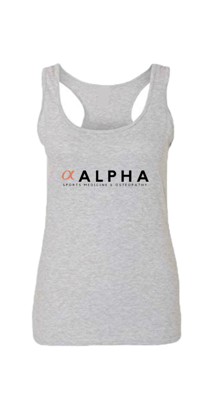 Alpha Tank Top Cotton
