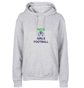 WGS Girls Football Hoodie