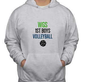 WGS Boys Volleyball team