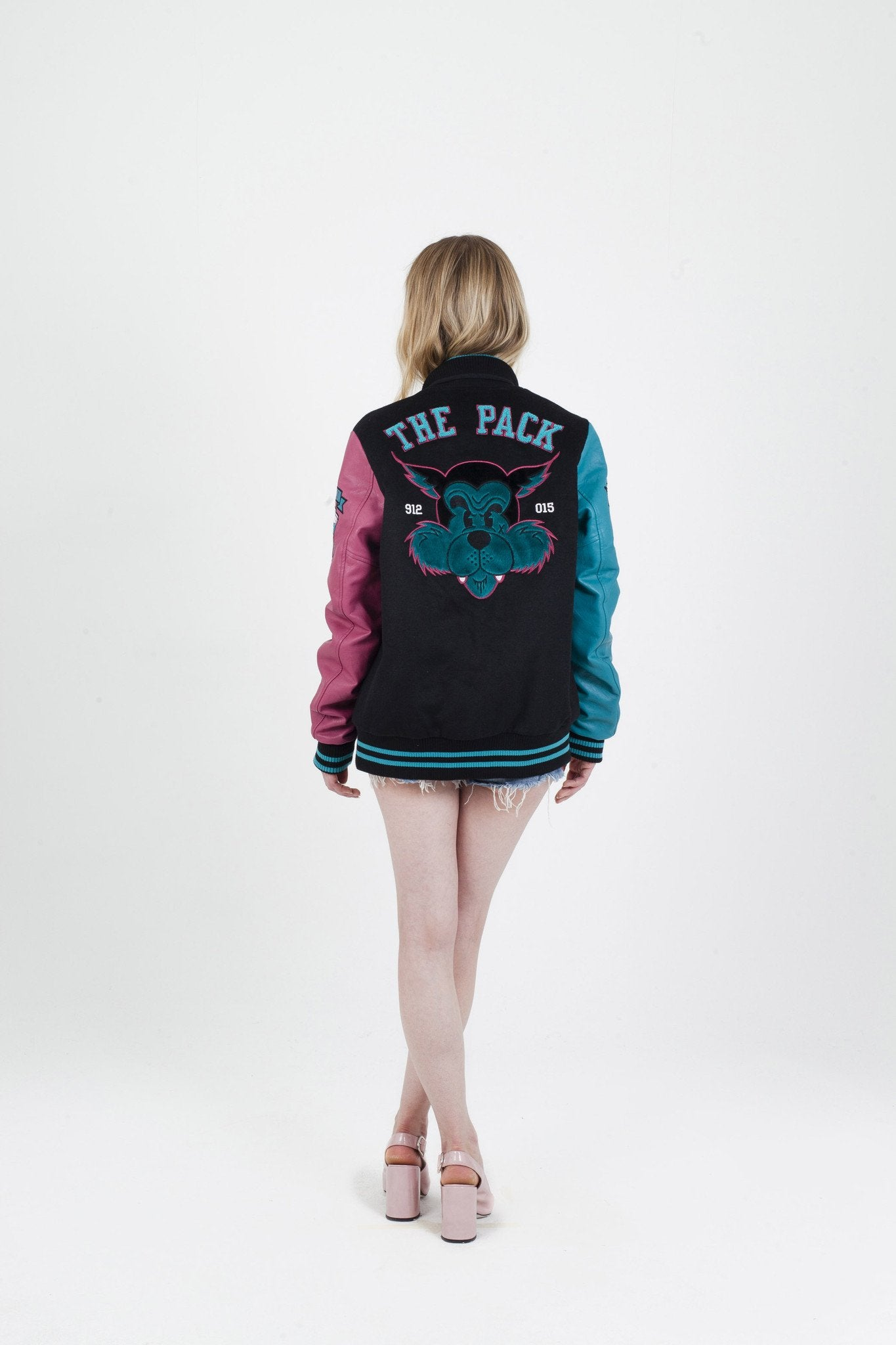 Limited edition Varsity Colour Jacket - Only 1000 made