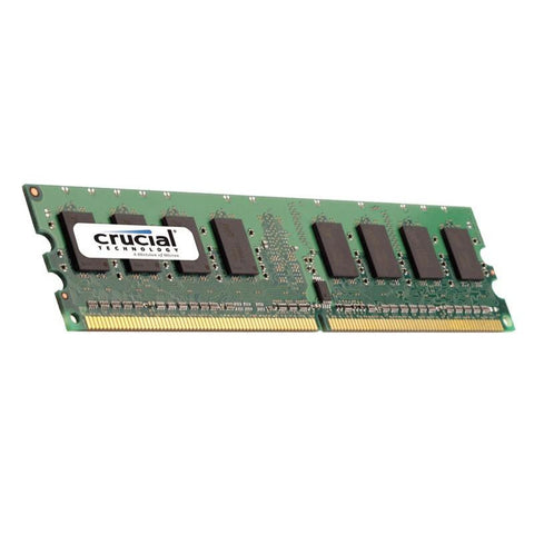 Crucial 16GB DDR3L 1600MHz Dual Rank Registered Dimm