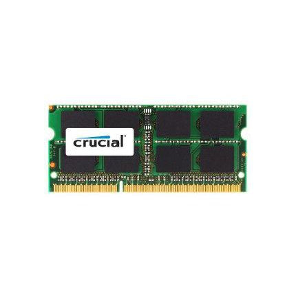 Crucial Mac 8GB DDR3 1600MHz SO-DIMM