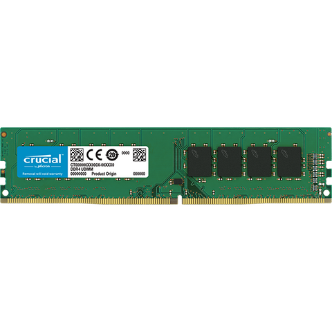 Crucial 8GB DDR4 2666MHz Desktop