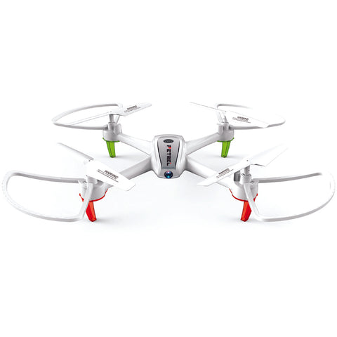 HELICUTE Petrel Drone - White|720p WiFi Wide Angle Lens Camera|9 Minutes Flight Time|3.7V/750MAH Battery Capacity