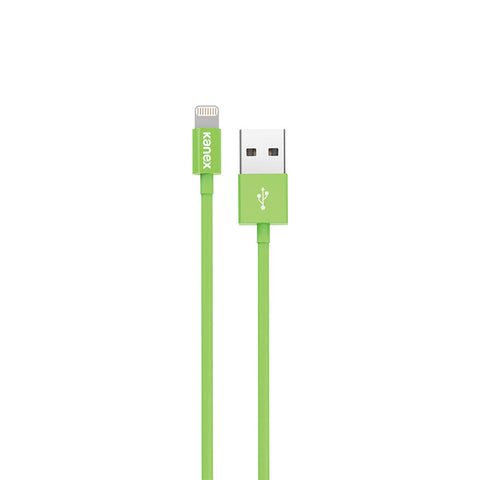 Kanex Lightning 1.2m Cable Green