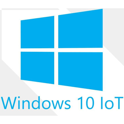 Windows 10 IOT Ent 2016 Entry