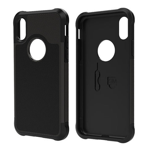 Mr. Lei Guard Case Pro Tough iPhone X Black