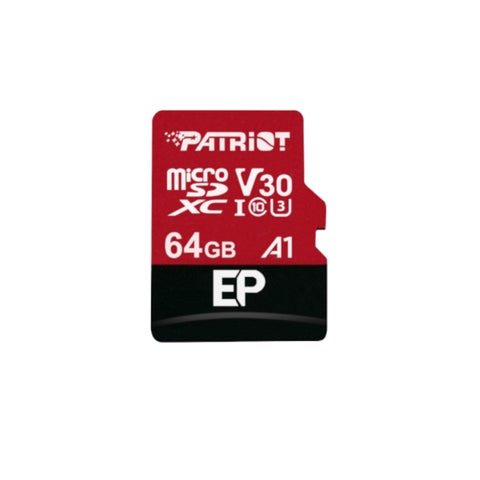 Patriot LX V30 A1 64GB Micro SDXC