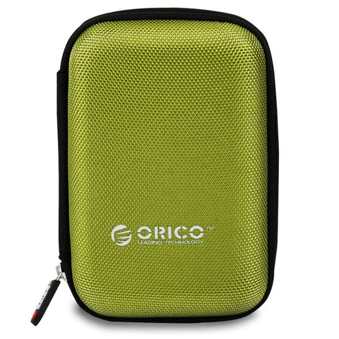 Orico 2.5 Portable Hard Drive Protector Bag Green