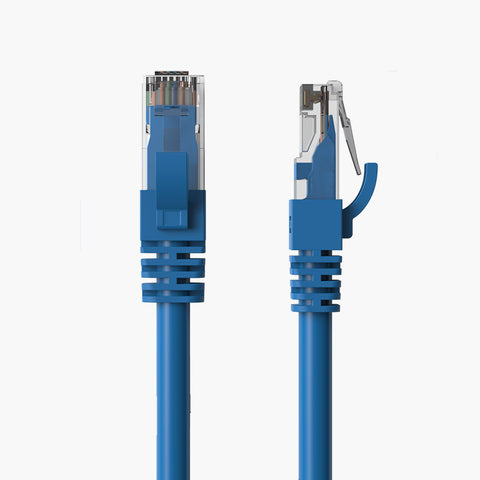Orico CAT5 1m Cable Blue