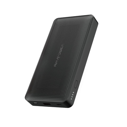 RAVPOWER 20100mAh 2x USB|Type-C PD45W Power Bank Black