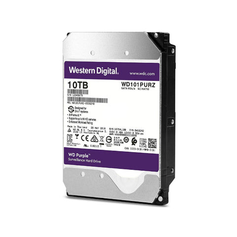 WD Purple 10TB 3.5 SATA 256MB