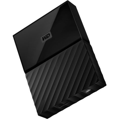 WD MyPassport 4TB 2.5 USB3.0 Black