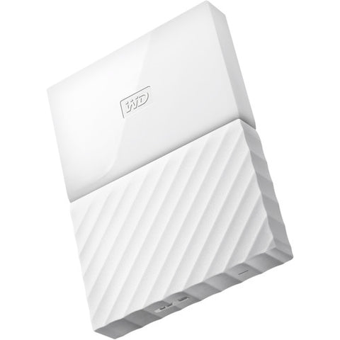 WD MyPassport 1TB 2.5 USB3.0 White