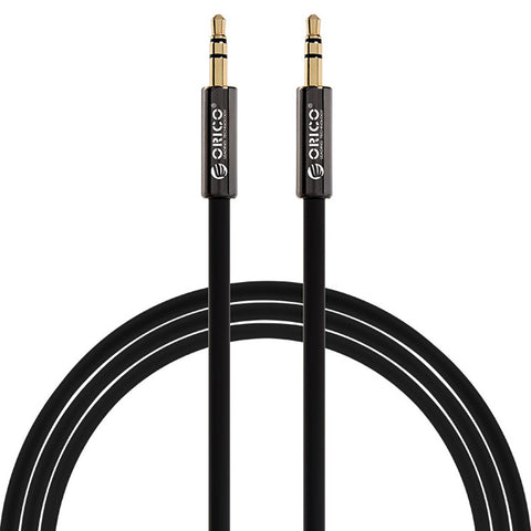 Orico 3.5mm AUX 1m Cable Black