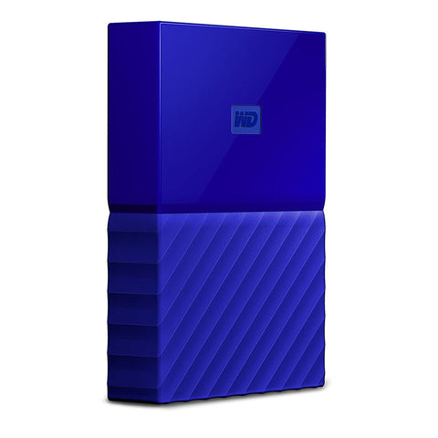WD MyPassport 2TB 2.5 USB3.0 Blue