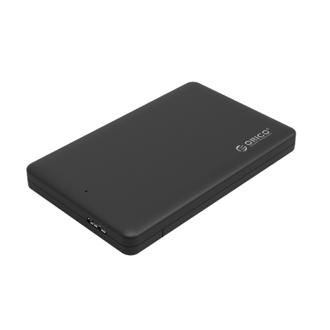 Orico 2.5 USB3.0 External HDD Enclosure Black
