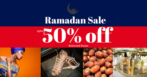 Biggest Ramadan Sale Ever!