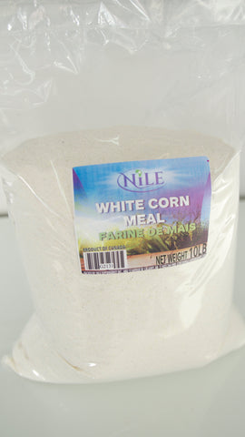 White Corn Meal