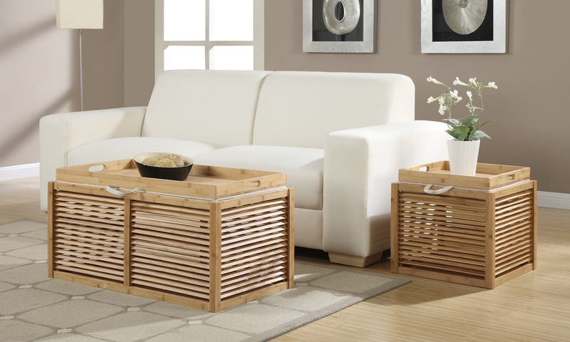 Bamboo Furniture vs. Wood Furniture