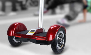 A Significantly Cheaper Alternative to the Segway PT Personal Transporter