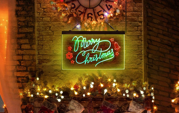 Christmas Decoration Neon Signs