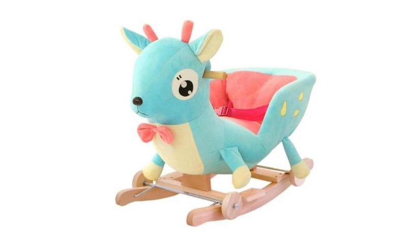 The Safety of Rocking Horses