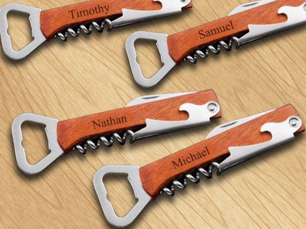 Personalized Pocket Tools & Knives
