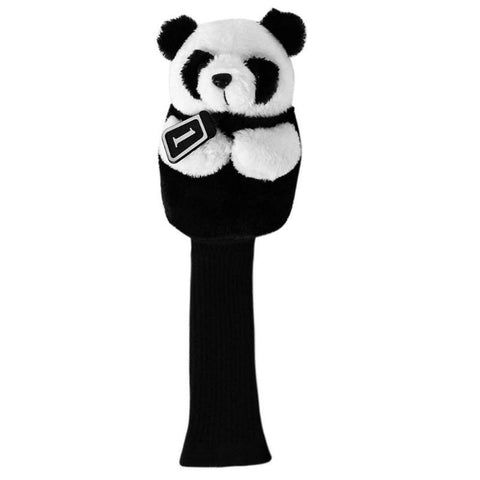 Panda Plush Animal Golf Driver Head Cover