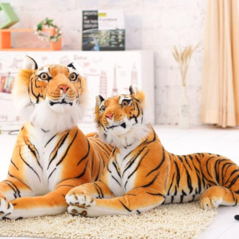 Giant Stuffed Animal Tiger