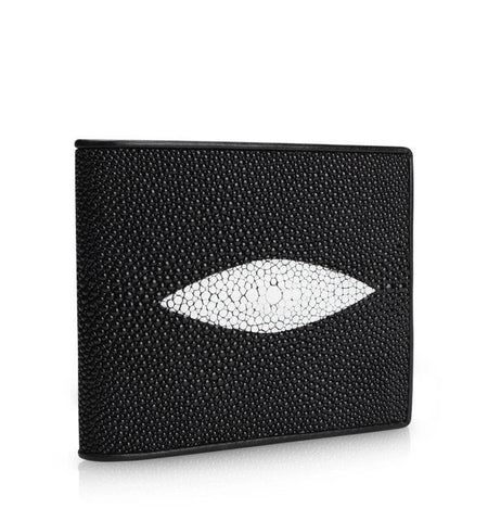 Stingray Skin Leather Wallet