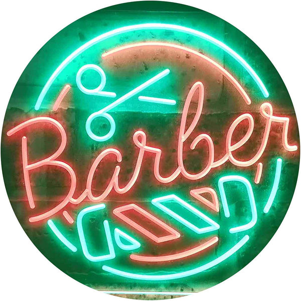 Barber LED Neon Light Sign - Way Up Gifts