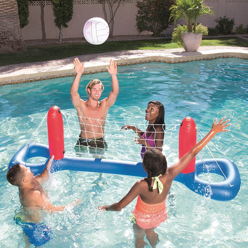 Buy Inflatable Swimming Pool Sport Game Net Float Toys for ...