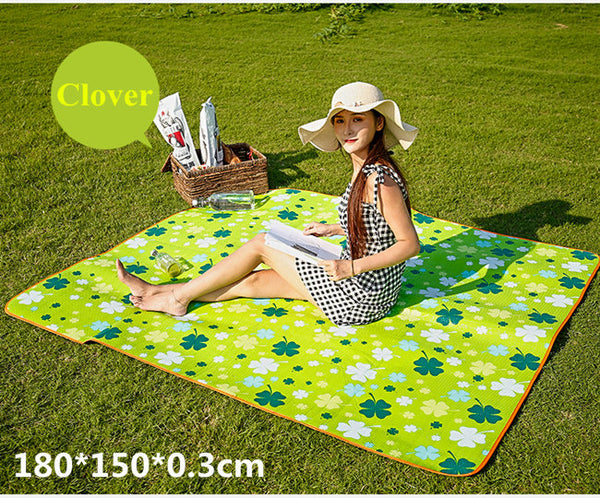 Picnic Blanket Outdoor Mat (Moisture-Proof) - Way Up Gifts