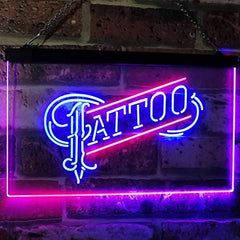Tattoo LED Neon Light Sign