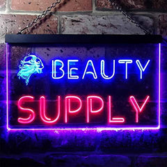 Beauty Supply LED Neon Light Sign