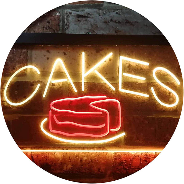 Bakery Cakes LED Neon Light Sign - Way Up Gifts