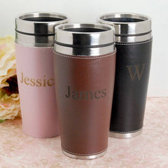 Laser Engraved Travel Mug | Tumbler