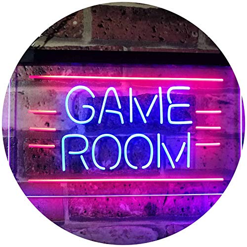 Game Room LED Neon Light Sign - Way Up Gifts
