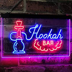 Hookah Bar LED Neon Light Sign