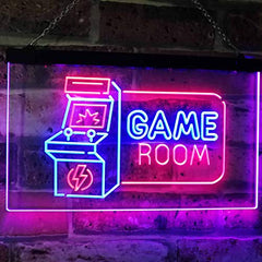 Arcade Game Room LED Neon Light Sign