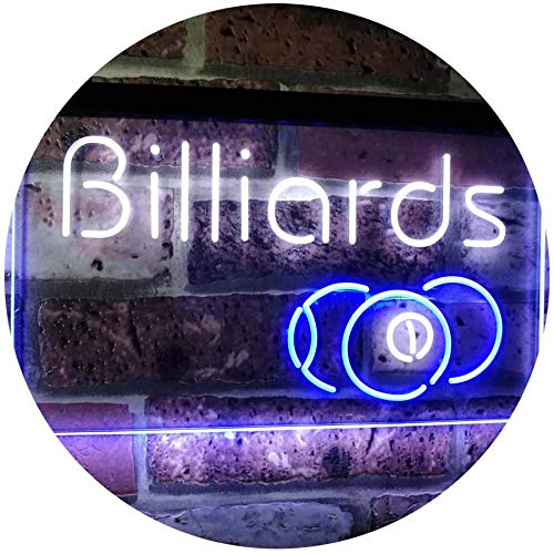 Pool Billiards LED Neon Light Sign - Way Up Gifts
