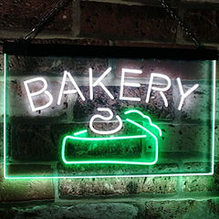 Bakery LED Neon Light Sign