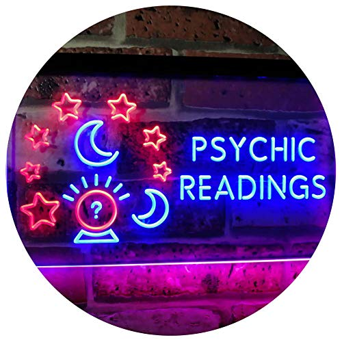 Crystal Ball Psychic Readings LED Neon Light Sign - Way Up Gifts