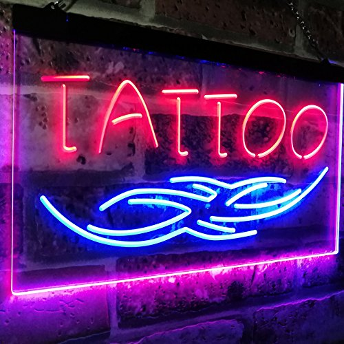 Tattoo LED Neon Light Sign - Way Up Gifts