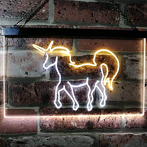Unicorn LED Neon Light Sign