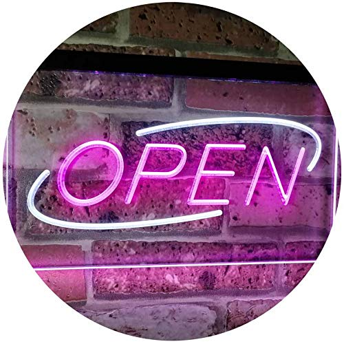 Open LED Neon Light Sign - Way Up Gifts
