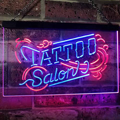 Tattoo Salon LED Neon Light Sign