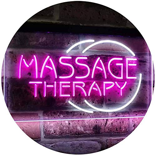 Massage Therapy LED Neon Light Sign - Way Up Gifts